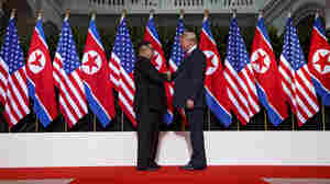 Listen: The NPR Politics Podcast Analyzes Trump And Kim's Denuclearization Agreement