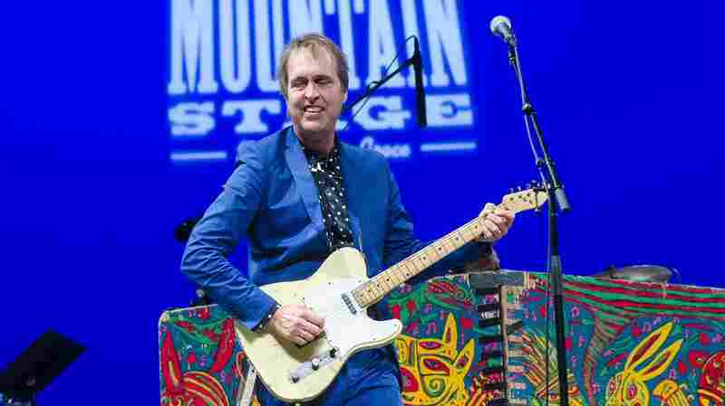 Chuck Prophet on Mountain Stage