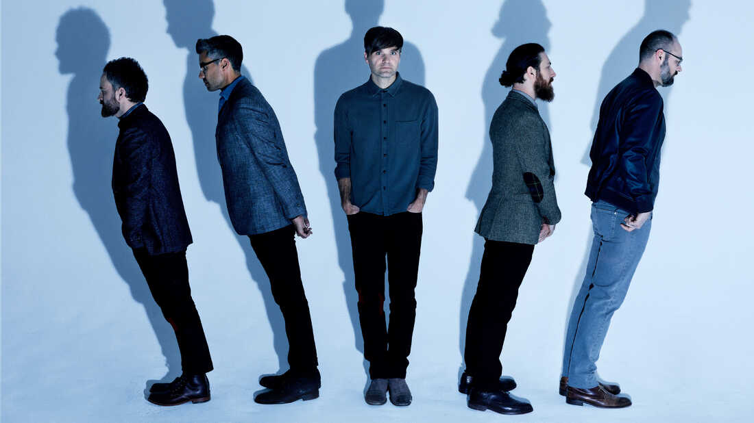 Ben Gibbard Talks About Death Cab For Cutie's New Album And First Single, 'Gold Rush'