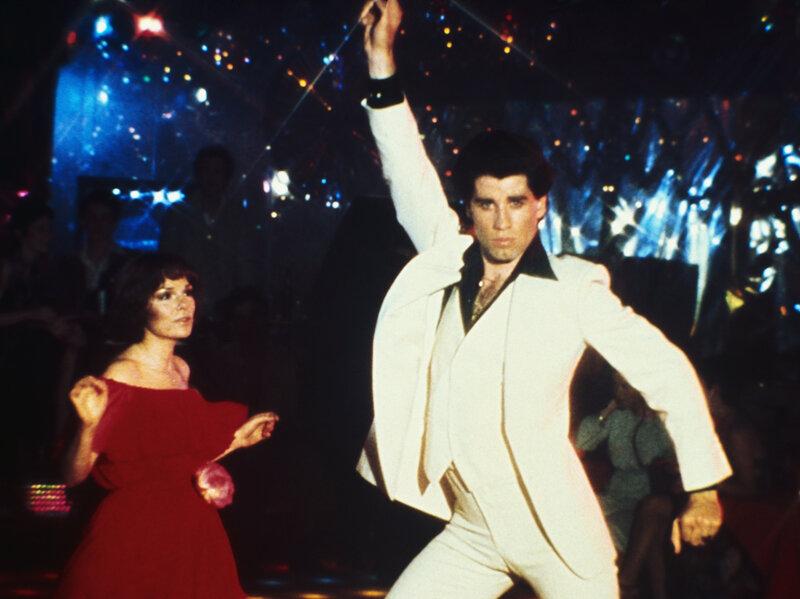 Brooklyn Brings Back The 'Fever' With 'John Travolta Day' : NPR