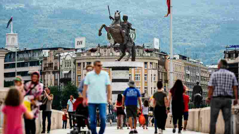 Macedonia Gets New Name, Ending 27-Year Dispute With Greece