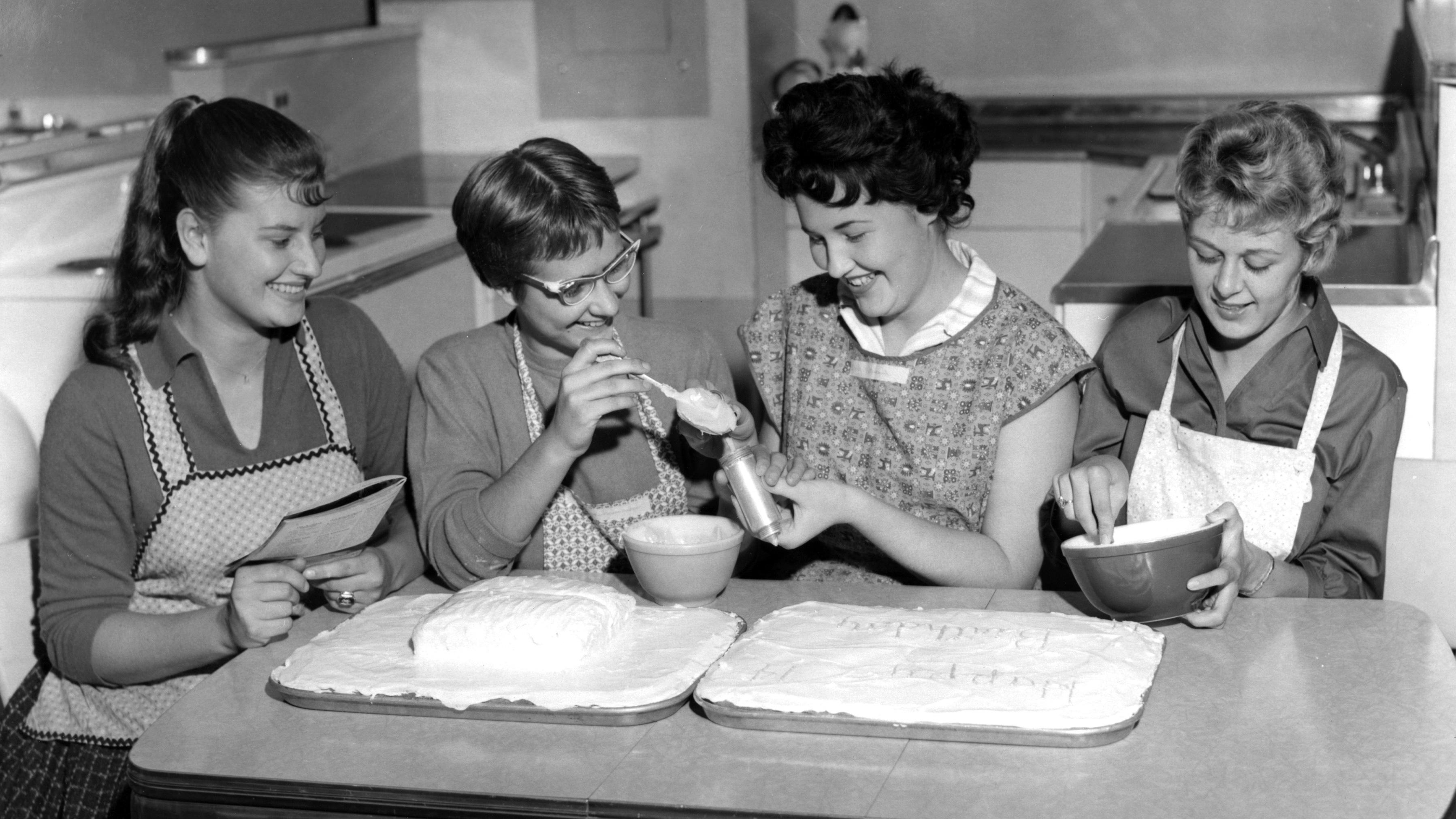 Despite A Revamped Focus On Real Life Skills Home Ec Classes Fade Away The Salt Npr