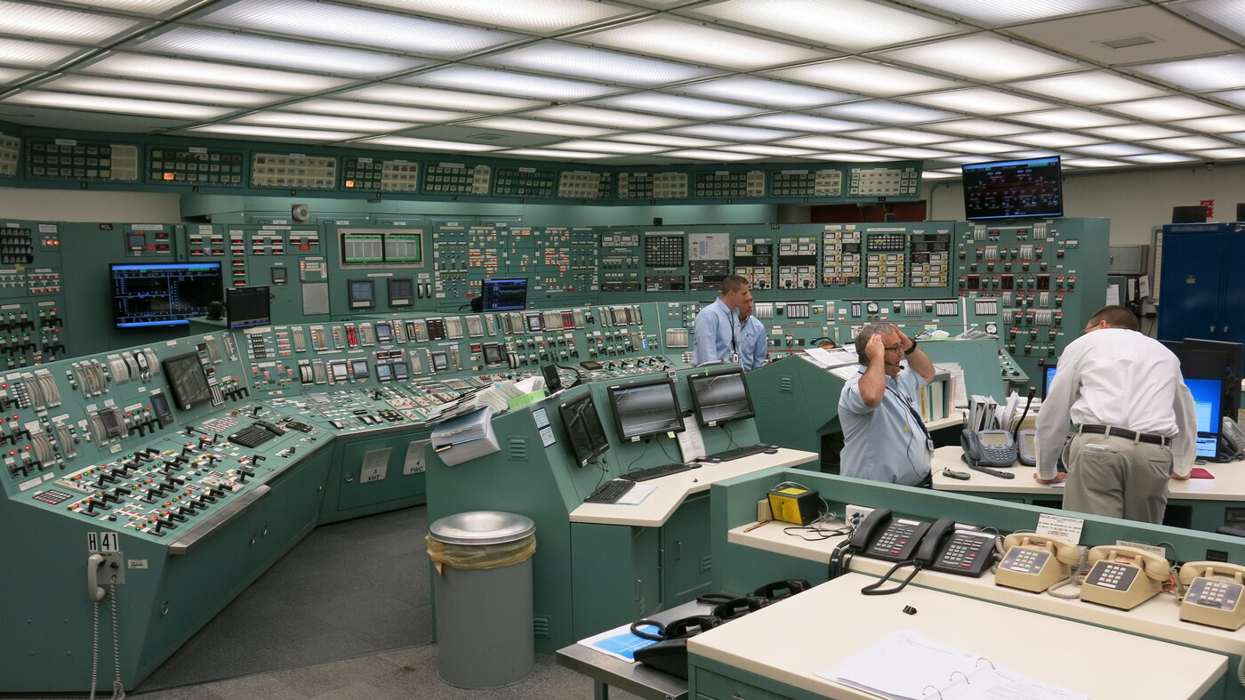 As Nuclear Struggles A New Generation Of Engineers Is Motivated By Climate Change Npr