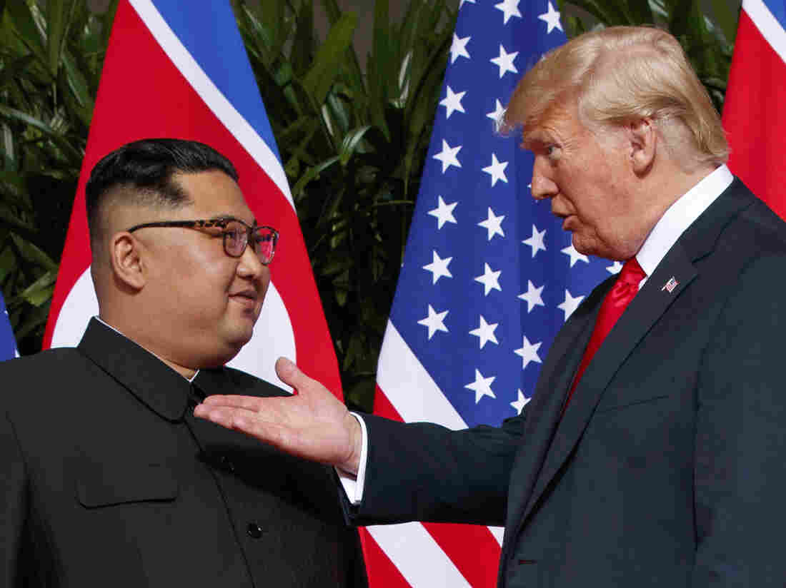 Trump's 'appalling' Kim summit slammed by rights advocate