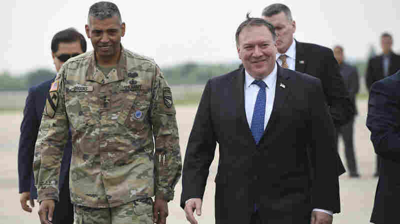 Pompeo: North Korea Will Take Major Steps To Disarm In Trump's First Term