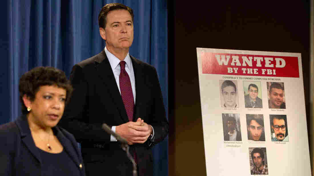 IG report criticizes James Comey's handling of Hillary Clinton probe