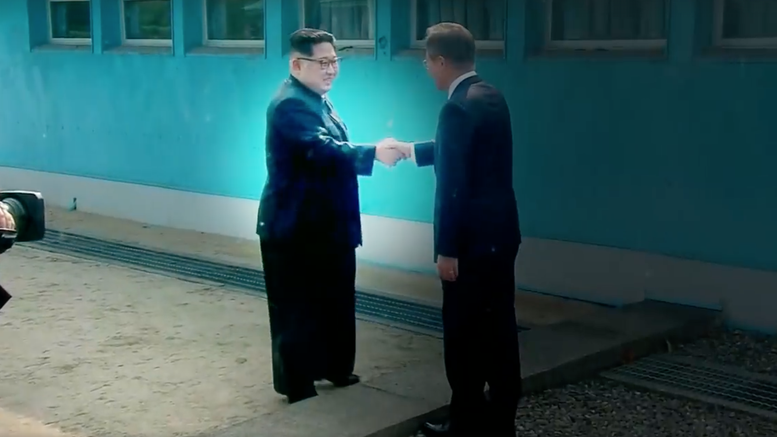 Image for 'Shaking The Hand Of Peace': Unpacking Trump's North Korea Movie Trailer Article
