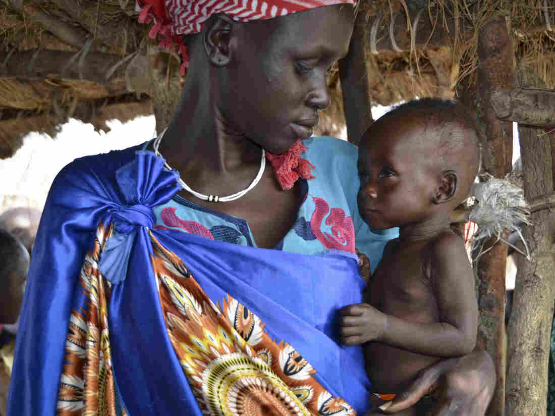 Warring factions in South Sudan abducted hundreds of women and girls Warring factions in South Sudan abducted hundreds of women and girls new picture