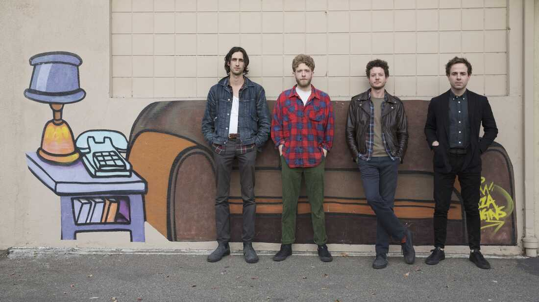 Even On 'Passwords,' Dawes Can't Hide Its Big, Bleeding Heart