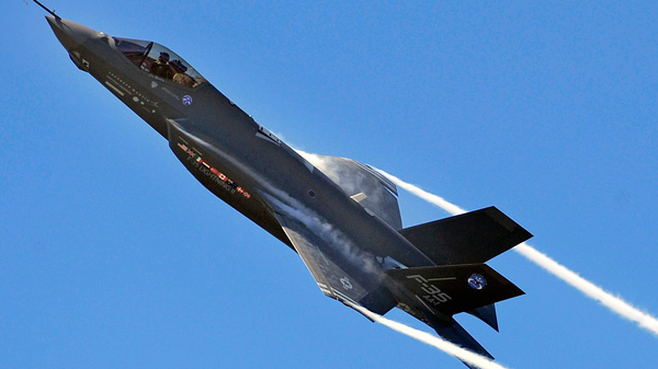 Why Lawmakers Are Trying To Block Delivery Of Fighter Jets To Turkey