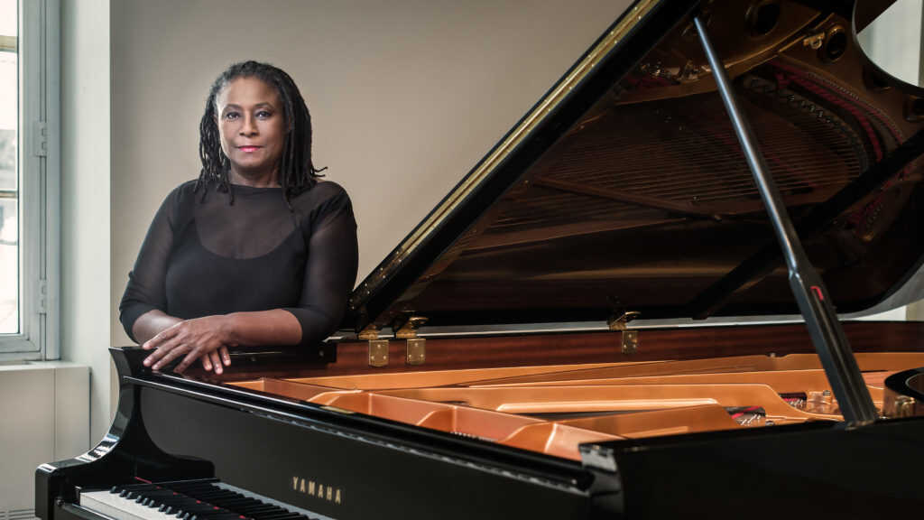 Geri Allen On Piano Jazz