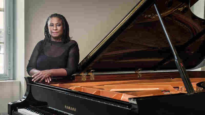 Geri Allen On Piano Jazz