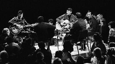 Elvis Presley : NPR