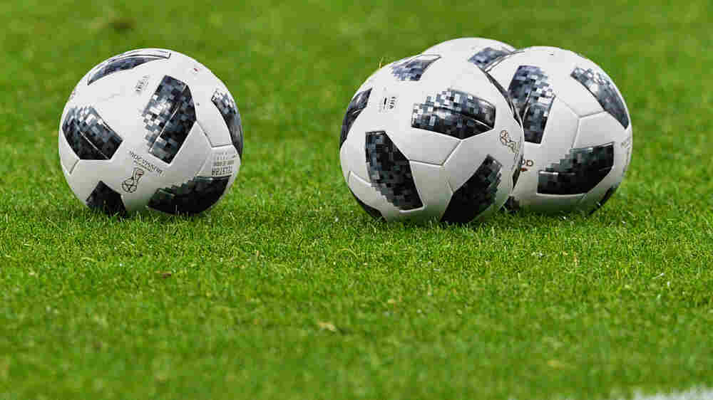 The Science Behind The World Cup Ball