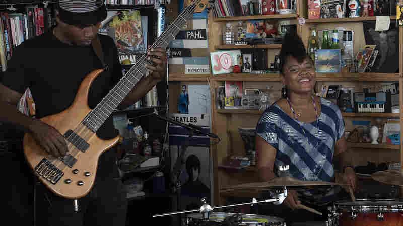 Yissy García & Bandancha: Tiny Desk Concert