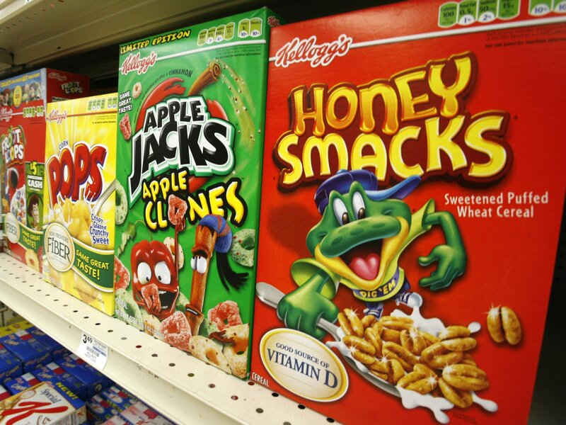 Salmonella Outbreak: Honey Smacks Recalled By Kellogg's : NPR