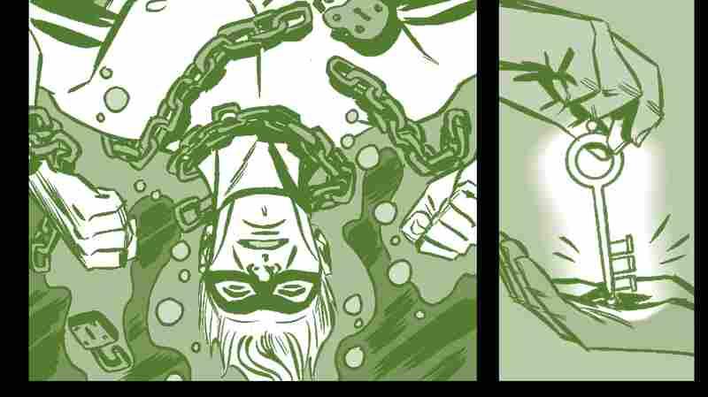 A Cornucopia Of Comic Artists Pay Homage To Michael Chabon's Escapist