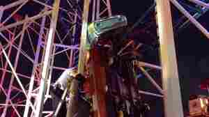 Roller Coaster Derails In Florida, Injuring Several People
