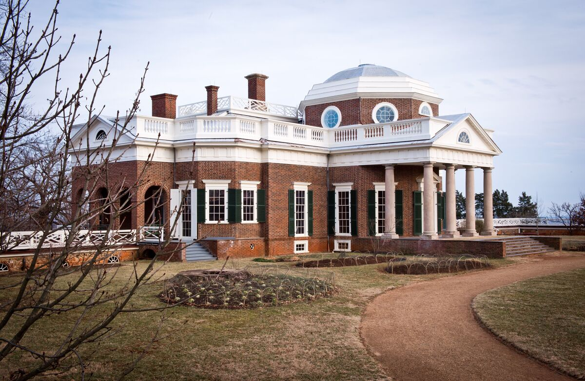Jefferson's Monticello Makes Room For Sally Hemings