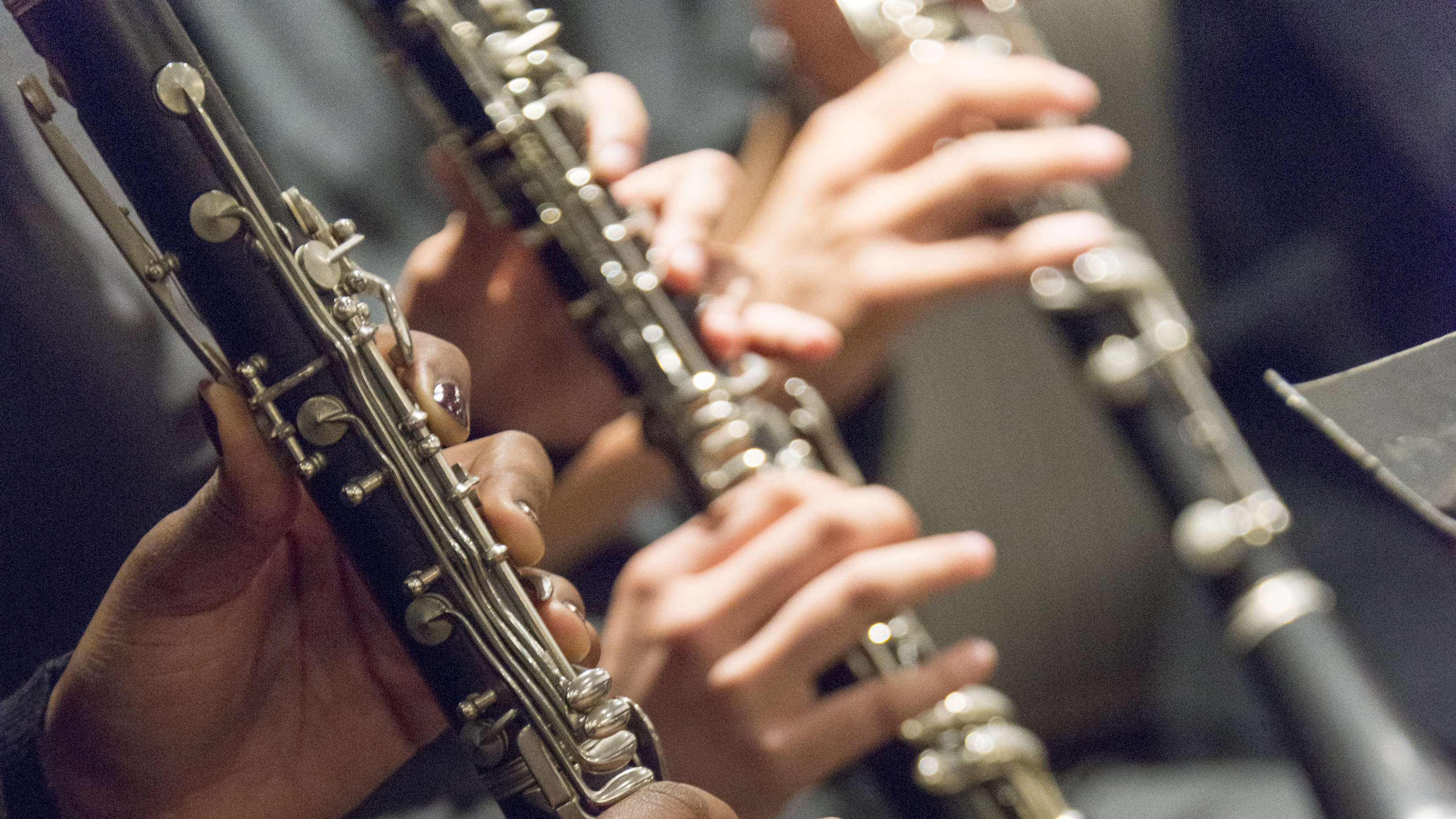 Clarinetist discovers ex-girlfriend faked rejection letter from his dream school