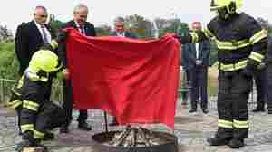 The Czech President Invites You To Watch Him Burn Some Huge Red Underpants