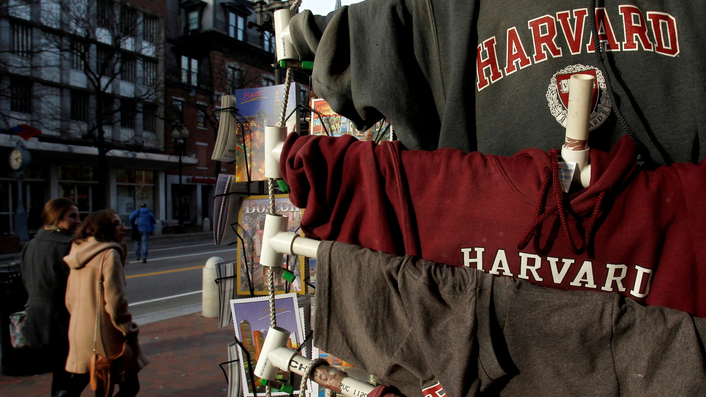 Harvard Accused Of 'Racial Balancing': Lawsuit Says Asian-Americans Treated Unfairly