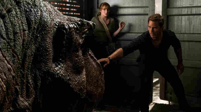 Dino Vs. The Volcano: 'Jurassic World: Fallen Kingdom' Generates Intermittent Heat