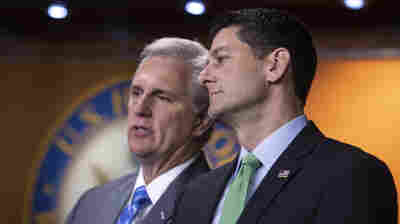 House GOP Immigration Bill Would Modify — But Not End — Child Detentions