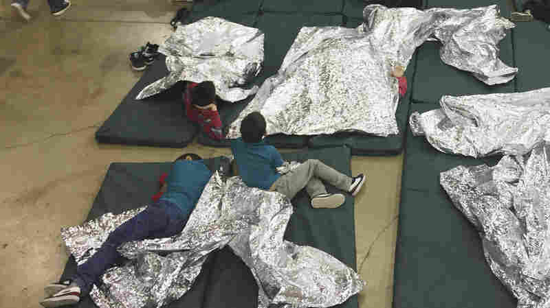 What We Know: Family Separation And 'Zero Tolerance' At The Border