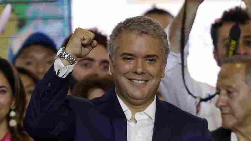 Colombia Elects Right-Wing Populist Ivan Duque As President