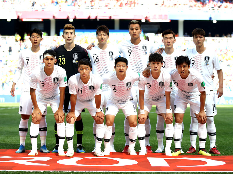 fda8f9e05 The Science Behind South Korea's Race-Based World Cup Strategy ...