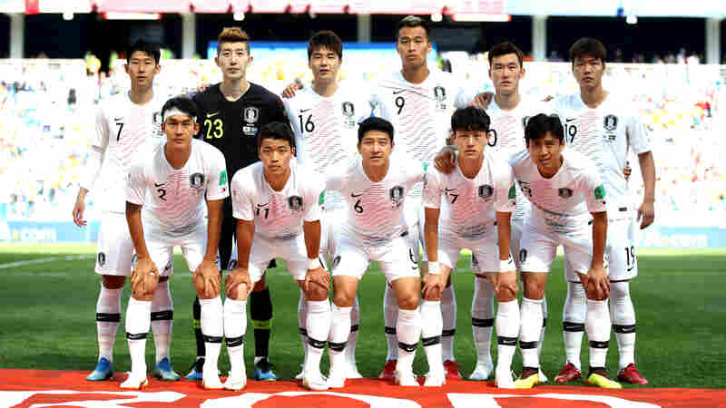 The Science Behind South Korea's Race-Based World Cup Strategy
