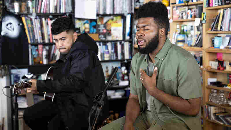 Khalid: Tiny Desk Concert