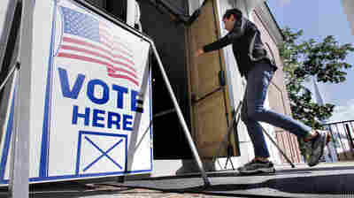 Bureaucracy And Politics Slow Election Security Funding To States