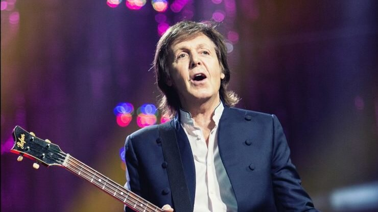 Paul McCartney Releases 2 New Songs Announces Album Egypt Station For Fall All Considered NPR
