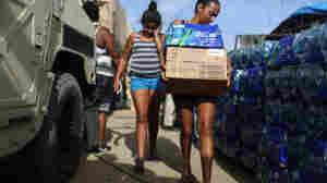 Food Aid To Puerto Rico Is Salty, Sugary, And Unbalanced, Researcher Says