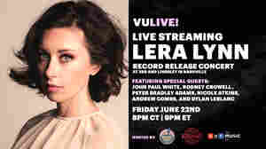 Watch Lera Lynn's 'Plays Well With Others' Record Release Concert In Nashville