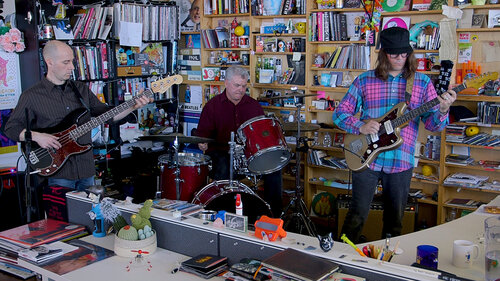 The Messthetics Tiny Desk Concert