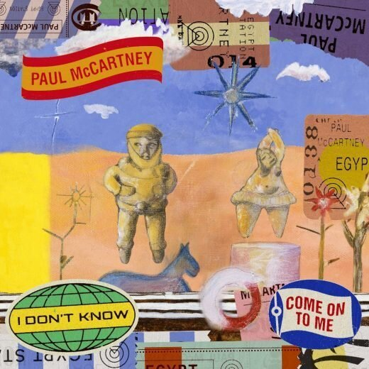 Paul McCartney Releases 2 New Songs, Announces New Album