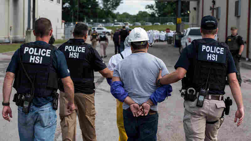 ICE Carries Out Its Largest Immigration Raid In Recent History, Arresting 146