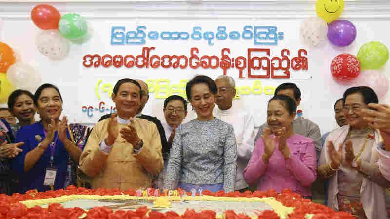 Rohingya Crisis Is Making Some In Myanmar Rethink Their Views Of Aung San Suu Kyi