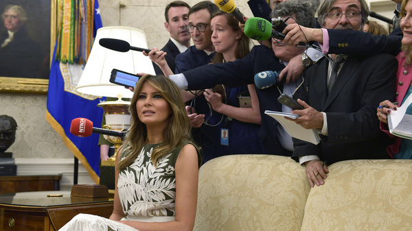 Melania Trump Pressured President Trump To Change Family Separation Policy