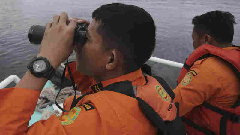 Rescuers Search For At Least 180 Missing After Ferry Sinks In Indonesia