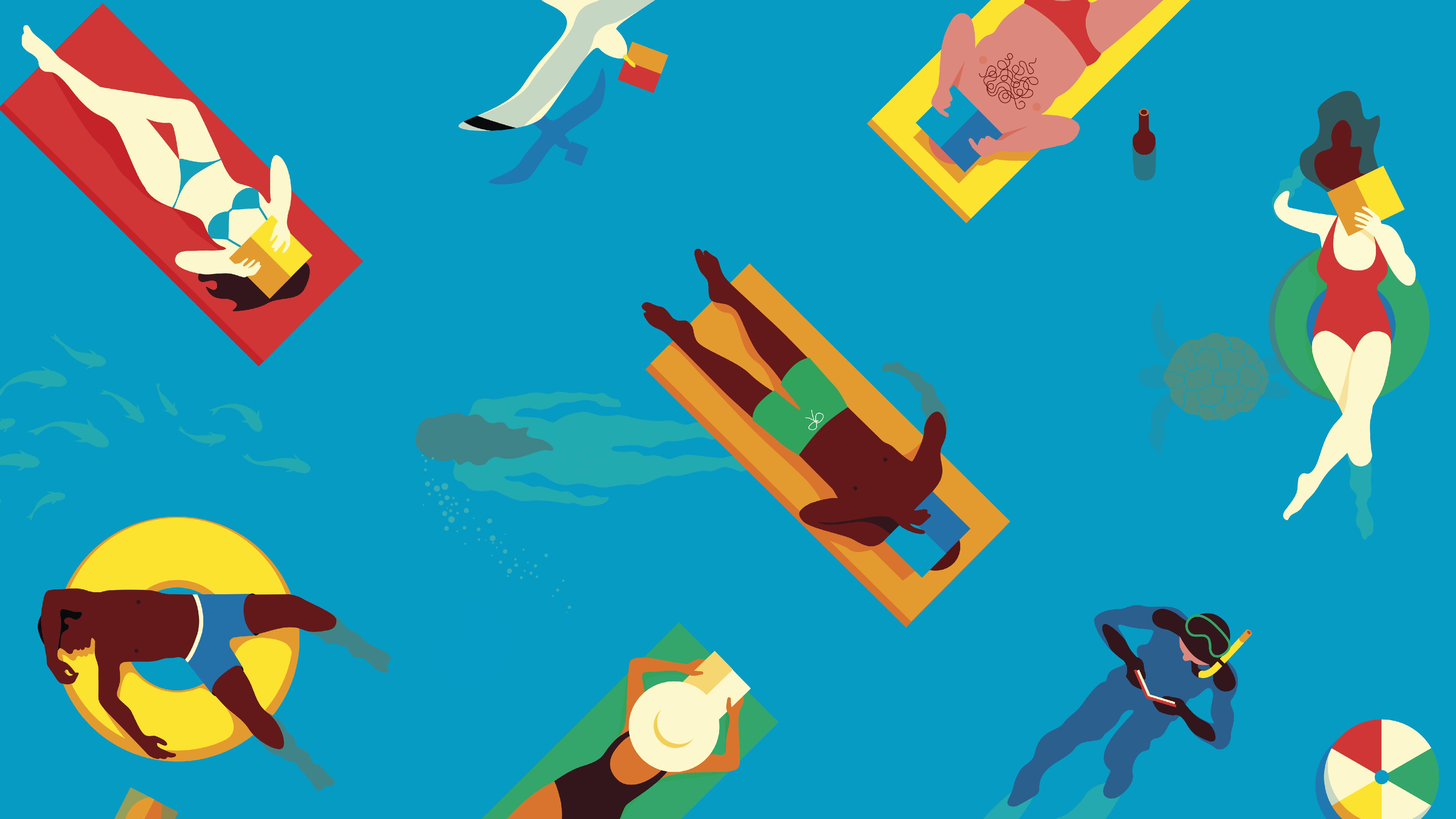 Librarian Nancy Pearl Picks 7 Books For Summer Reading