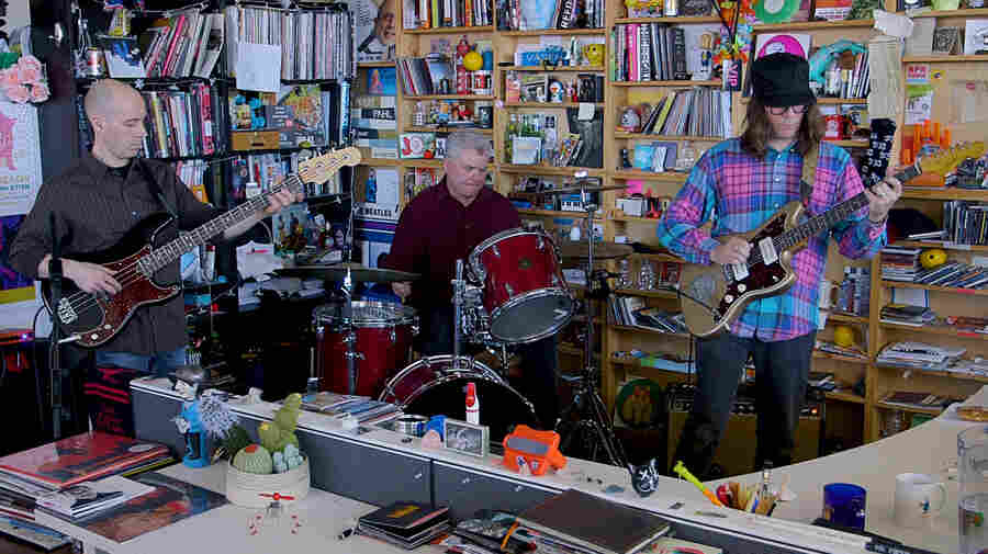 The Messthetics: Tiny Desk Concert