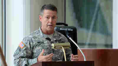 For Next U.S. Commander In Afghanistan, 'This Is About Protecting U.S. Citizens'