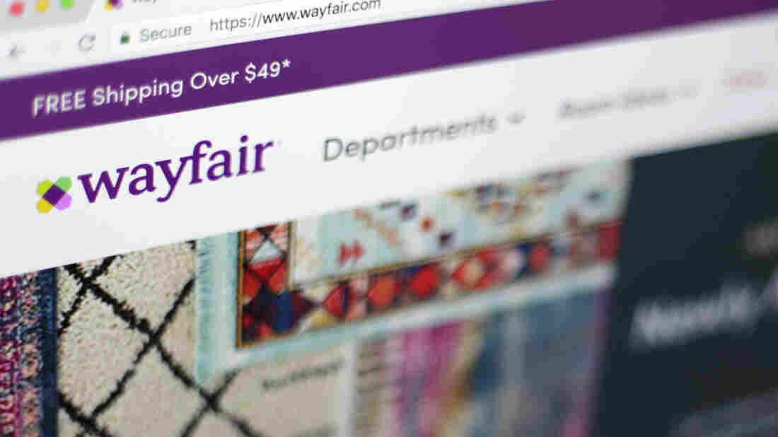 In Wayfair case, Supreme Court to let states collect Internet sales tax