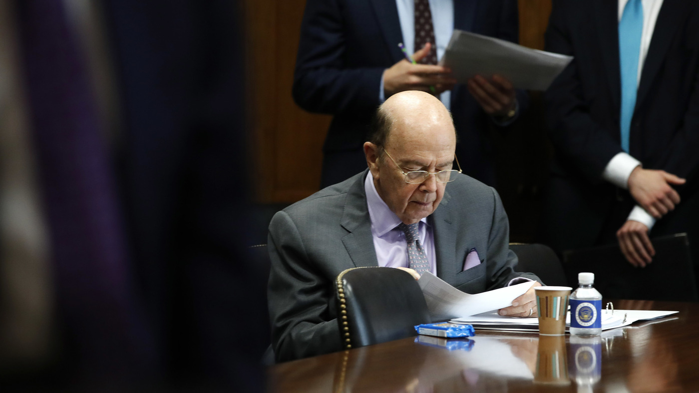 Census Overseers Seeded DOJ's Request To Add Citizenship Question, Memo Shows