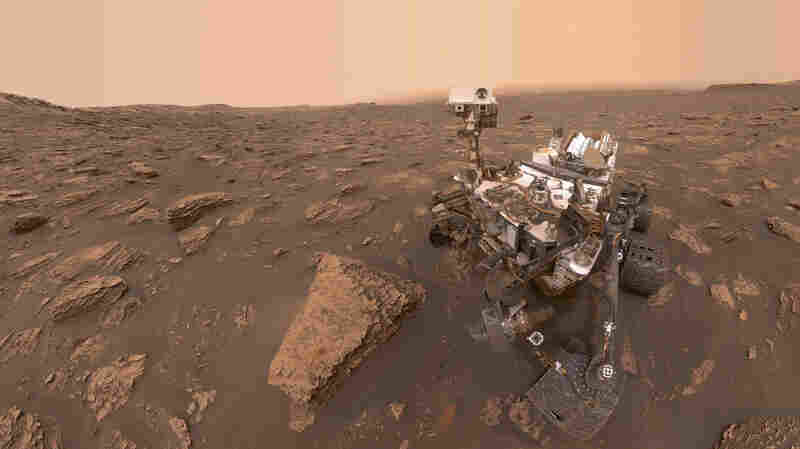 Mars Dust Storm Now 'Planet-Encircling,' Dimming Hopes For NASA Rover