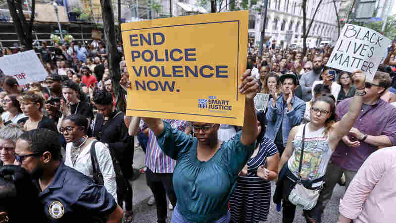 'Why Are They Shooting?' E. Pittsburgh Enraged Over Police Killing Of Black Teen